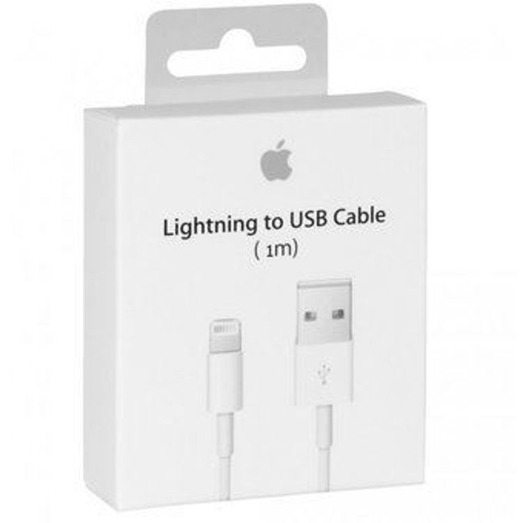 Cable de conector Lightning a USB (1 m)
